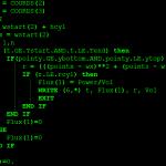 کدنویسی در آباکوس