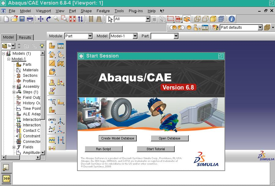 Abaqus CAE